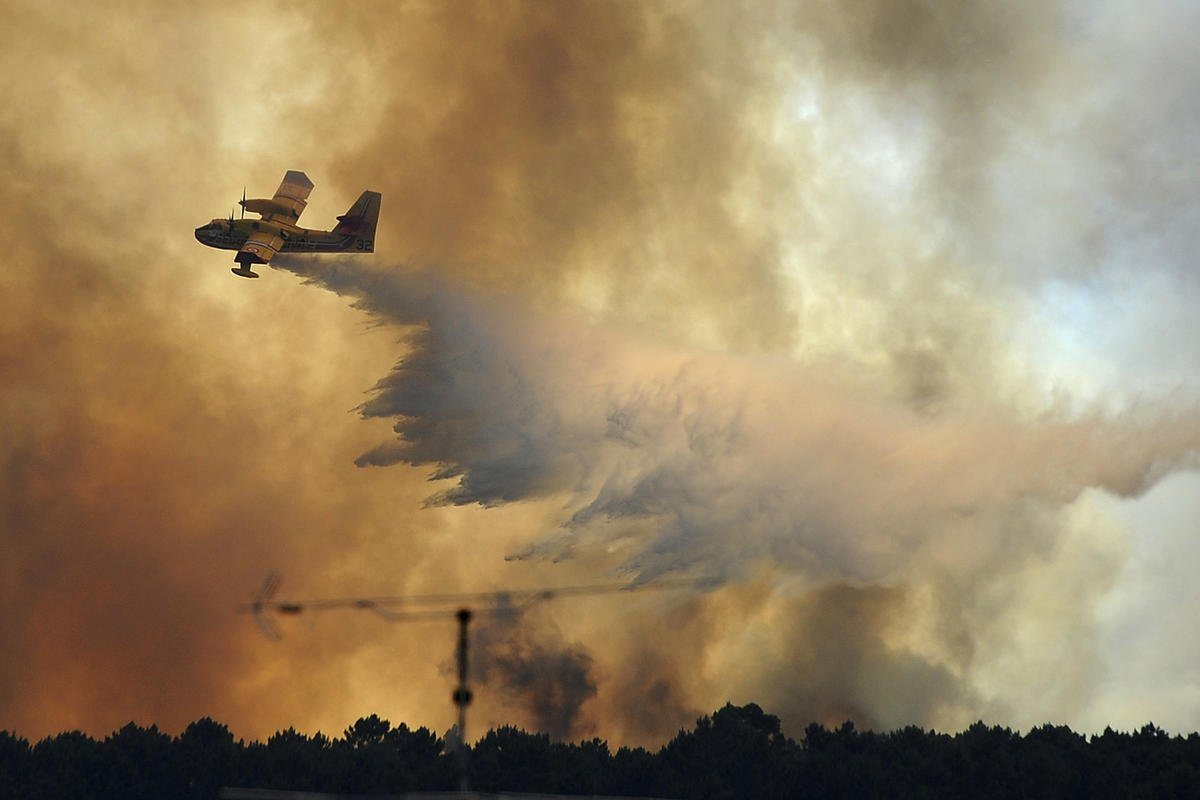 Portugal brings 2nd wildfire under control after 64 died