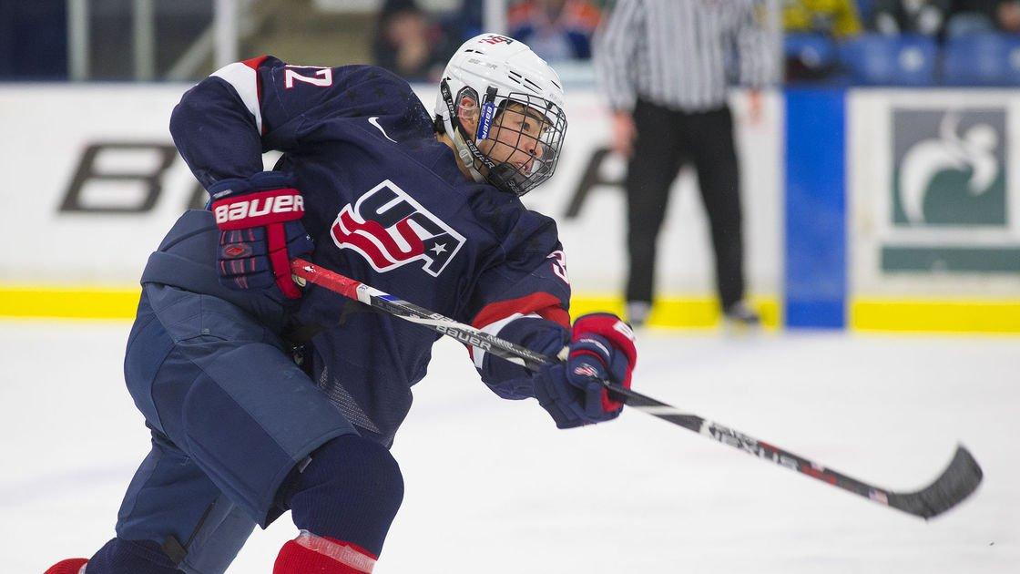 Badgers men's hockey: Tyler Inamoto isn't sweating the NHL draft waiting game