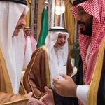 House of Saud unites behind king's son - for now