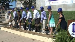 Omaha Central High School breaks ground on a $22 million project