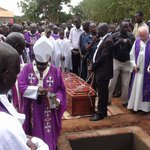 Italian priest granted wish to be buried in Kitgum