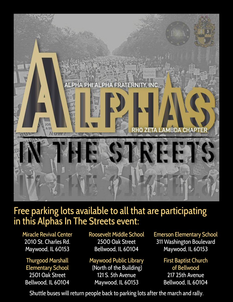 test Twitter Media - If you are attending Alphas in the Streets on Saturday morning, please check this list for parking.  #RT #alphasinthestreets #rhozetalambda https://t.co/FQ2E95djeY