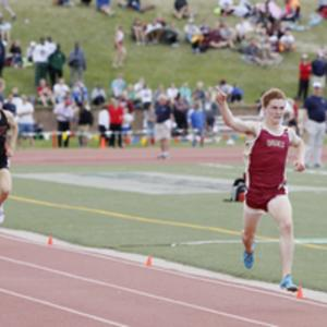 Davies' Lucas earns N.D. Gatorade honor for boys track and field
