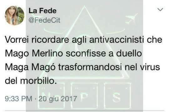#morbillo