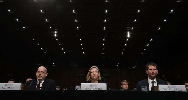 Congress hears sinister tale of Russia election meddling