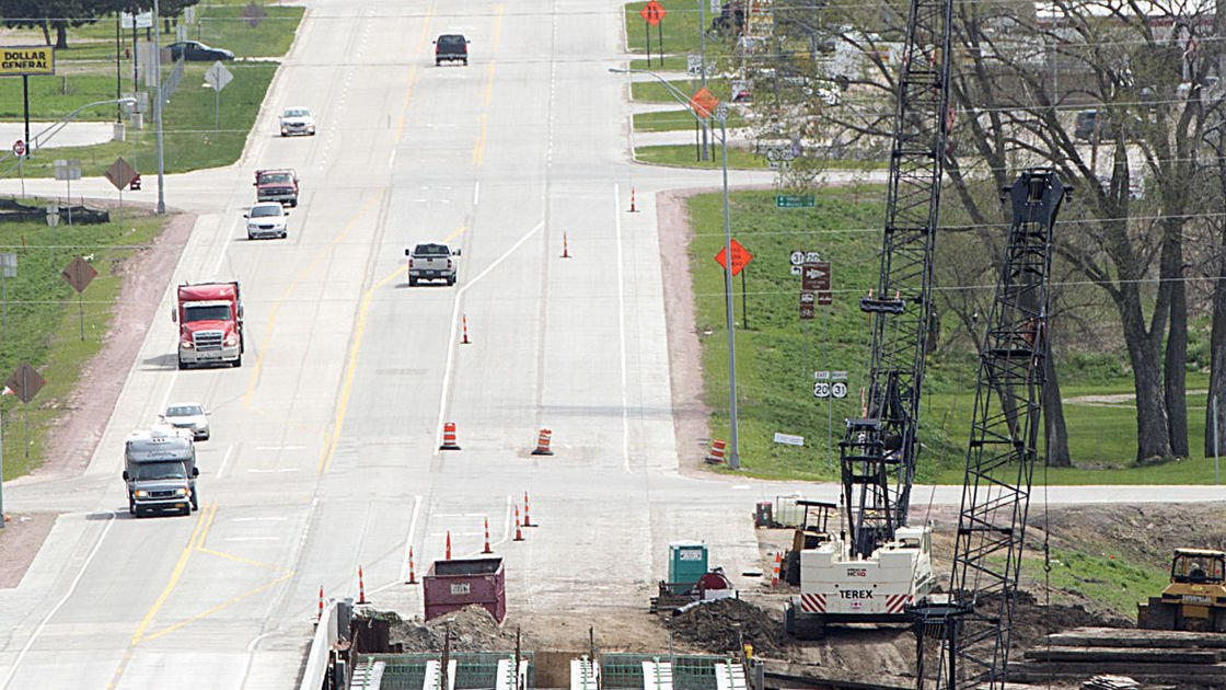 New portion of Highway 20 opens in east Woodbury County