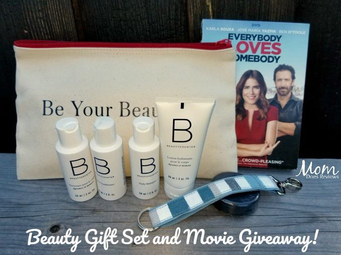 Win A Beauty Counter Gift Set And A Movie! #HeartThis
