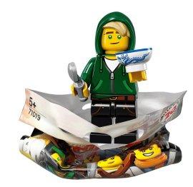 レゴのニンジャゴーの映画に連動させたフィギュアセットが出るぞ