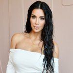 Kim Kardashian Actually Painted the Walls at Her House Pink to Match Her KKW Beauty Products at the Launch Party