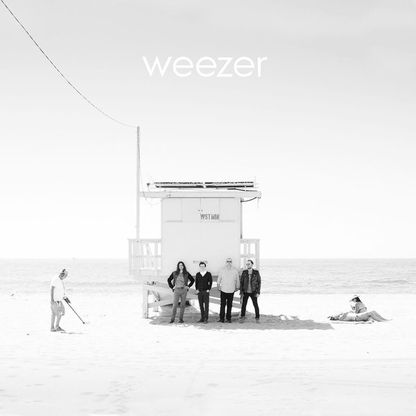 ♪ California Kids - Weezer / Weezer (White Album)どんちゅうぉーりーいっ