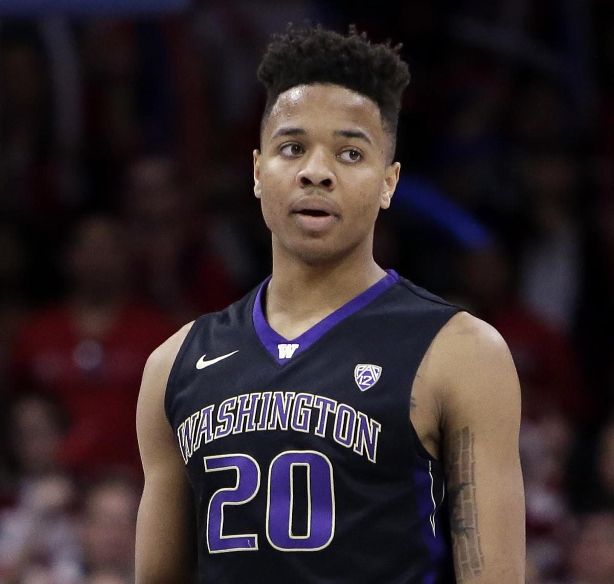 76ers select Washington guard Markelle Fultz No. 1 overall in NBA Draft