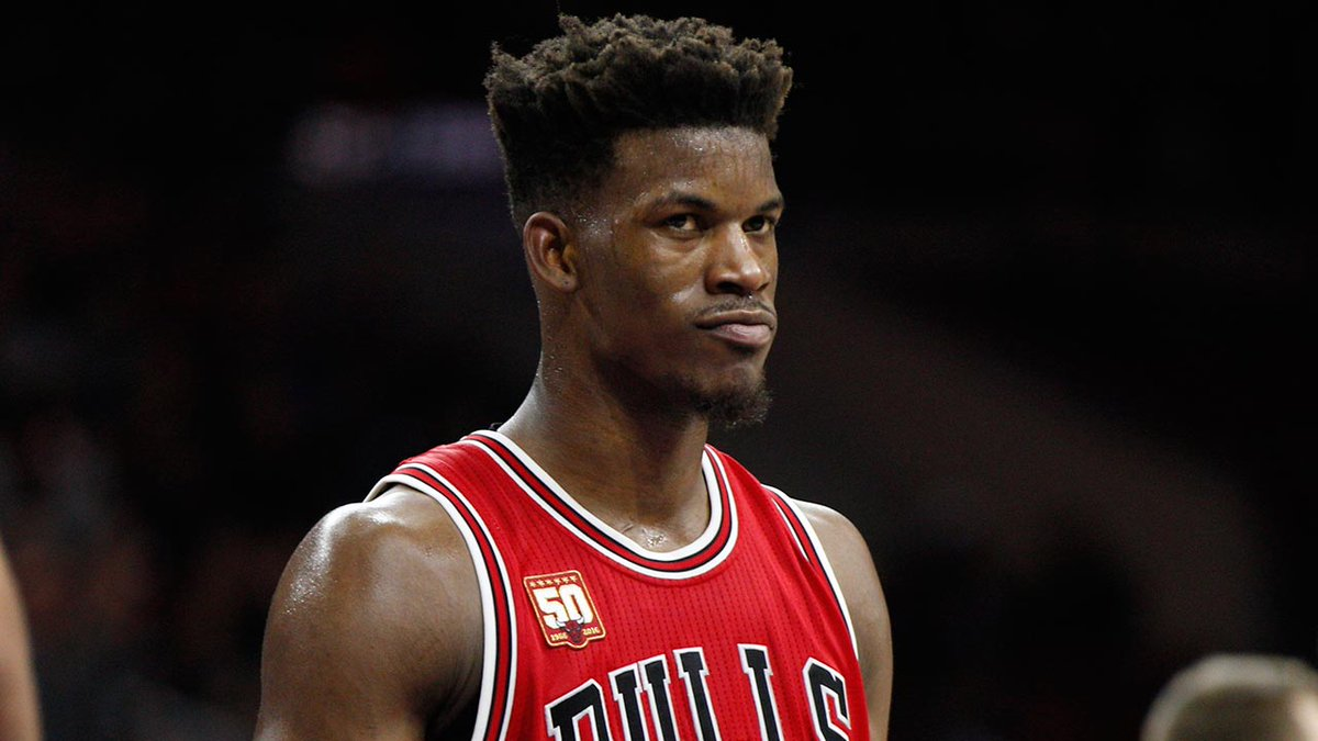 Bulls agree to send Jimmy Butler to Wolves; Zach LaVine, Kris Dunn to Chicago