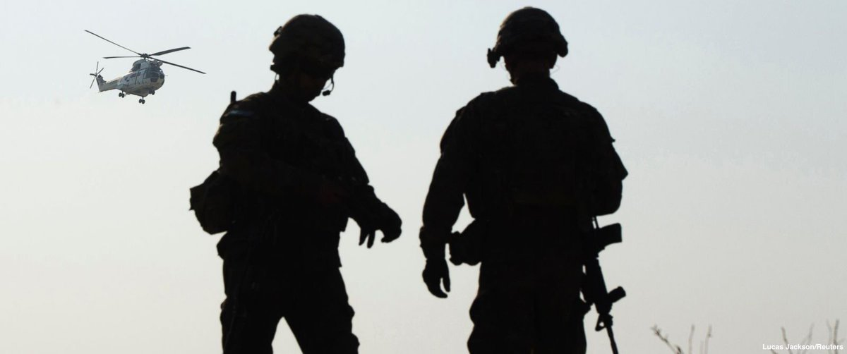 Three US service members killed in attack by Afghan soldier; Taliban claims responsibility