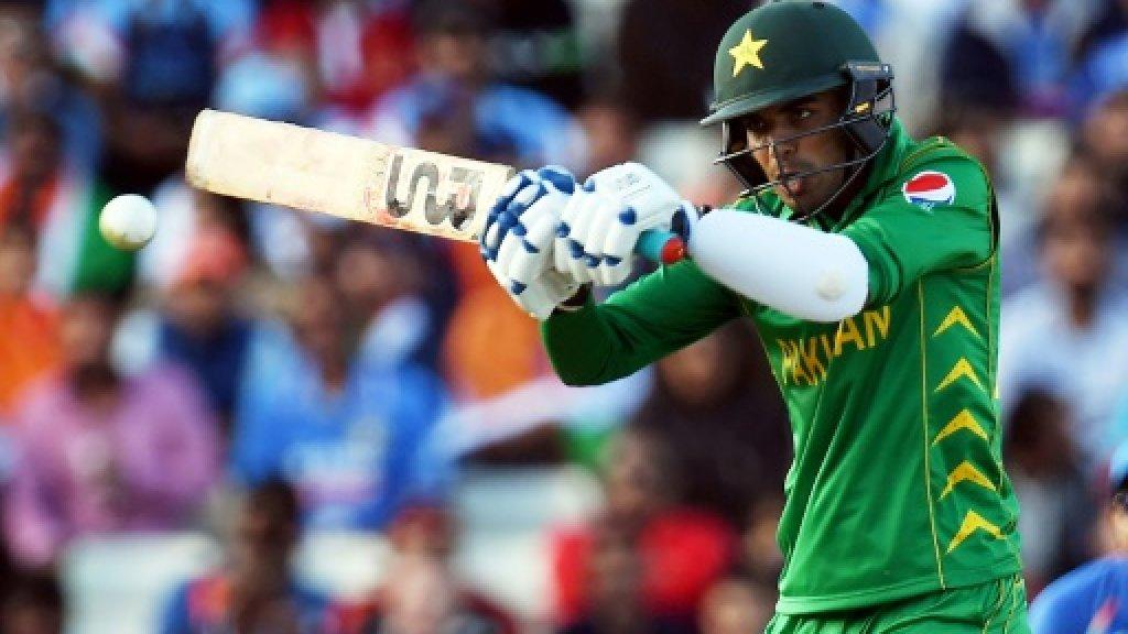 Pakistan and Sri Lanka cricketers set for Champions 'quarter-final'