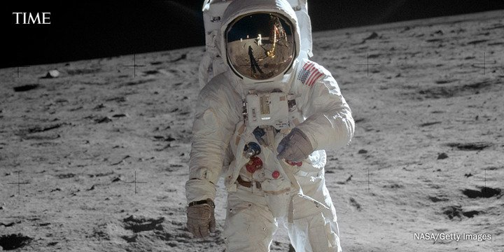 See the most iconic photos in space travel history