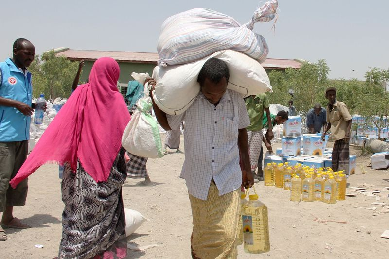 Ethiopia's emergency food aid to run out in July