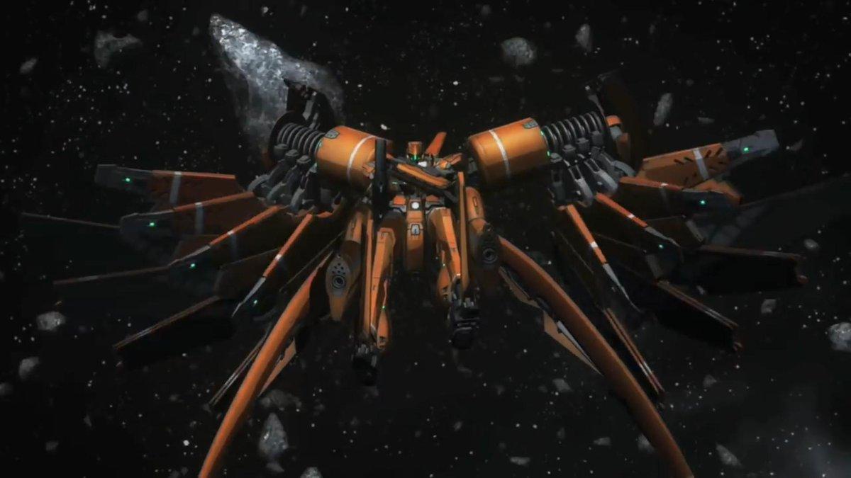 アルドノア・ゼロのスレイプニール最終決戦仕様を、メガハウス製宇宙仕様の改造で再現する事を企み中。_(  _'ω')_