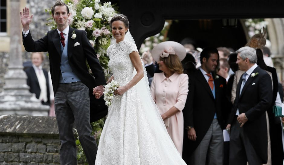 Life Is A Beach For Pippa Middleton, Never-ending Honeymoon Lands Couple In Sweden For Friend's Wedding