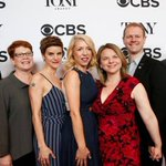 Nominees in key categories for Broadway's Tony Awards