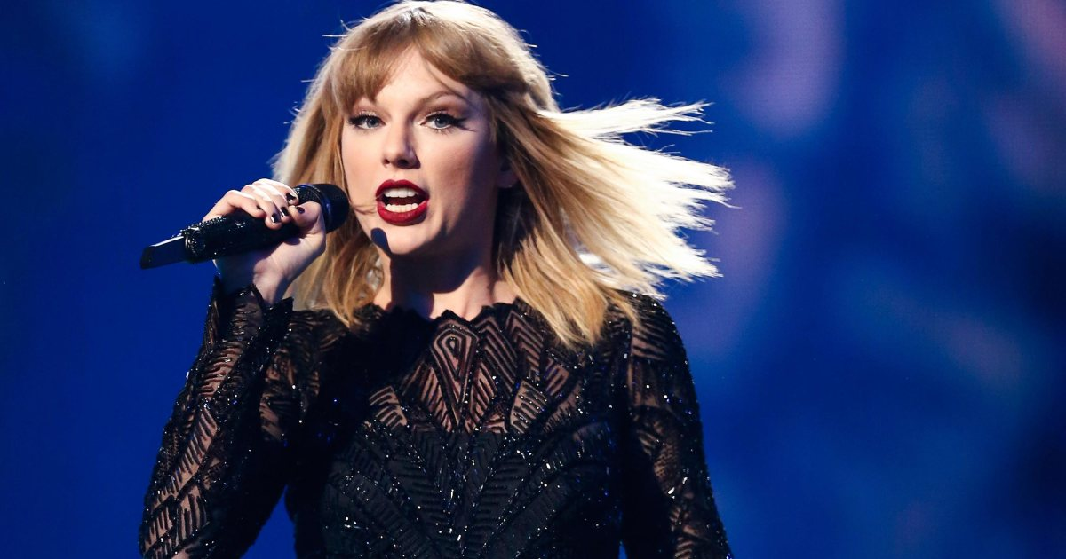 The internet had a lot to say about Taylor Swift's return to streaming services: