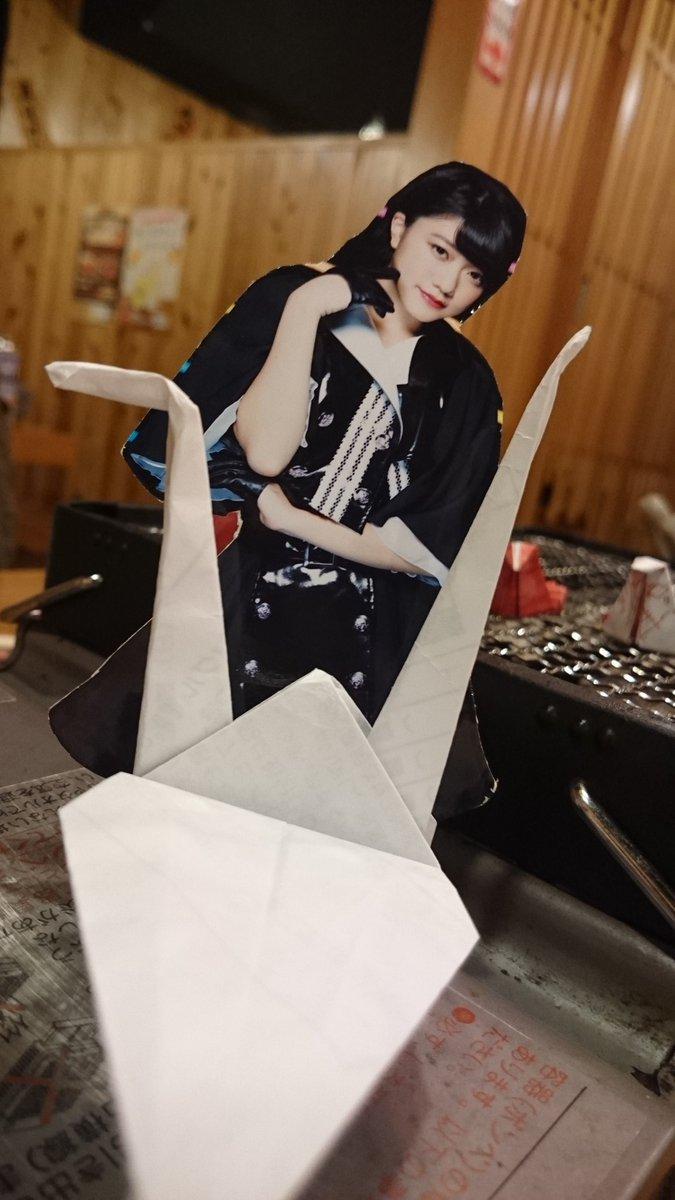2017年6月11日 流山おおたかの森S・C 3部 打ち上げ⤴なんで鶴折ったん~(/--)/🍺🍺🍺フェアリーズ #フェア
