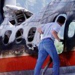 Plane crash survivor (and country singer) Barrett Baber