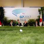 Italy sees no hope of winning over U.S. on climate change at G7