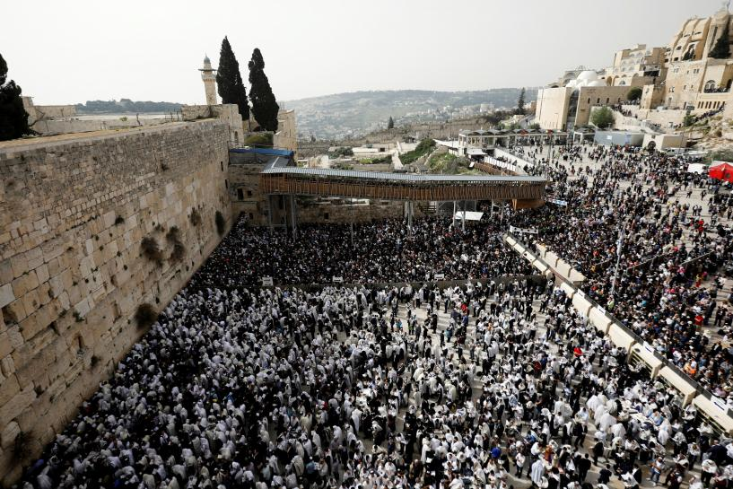 In Jerusalem's Old City, Palestinians recall 1967 uprooting