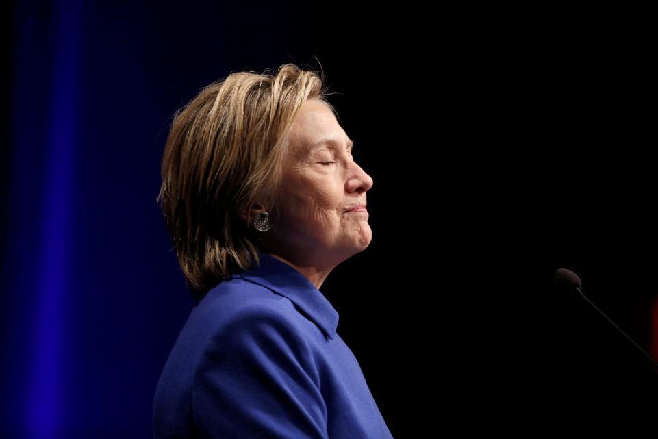 The Democratic blame game over Hillary Clinton's loss won't help in 2018