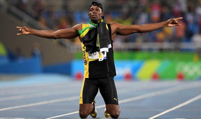 Usain Bolt wins final 100m race in Jamaica