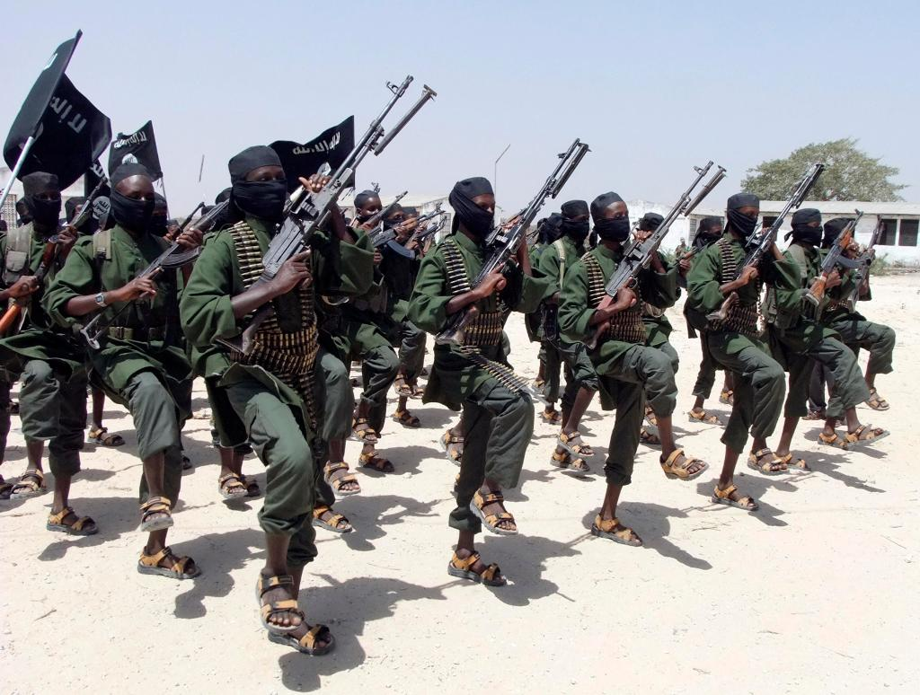 The U.S. conducted a strike operation against al-Shabab in Somalia Sunday, the Pentagon said