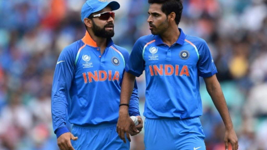 India bowl against South Africa in Champions Trophy clash