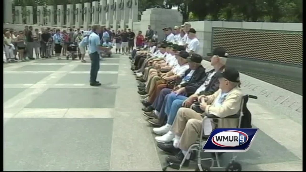 Honor Flight New England Fathers Day Flight coming up