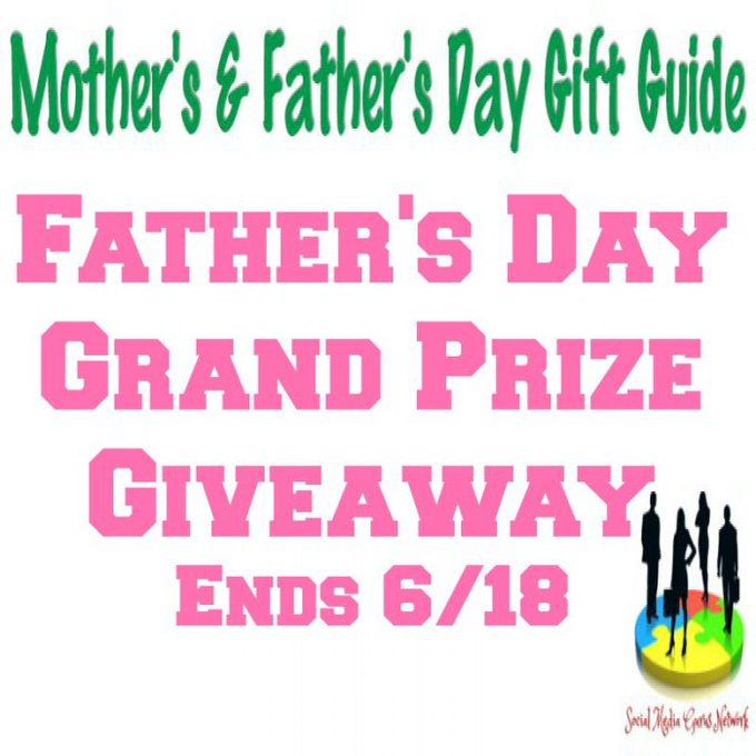 Father's Day Grand Prize Giveaway