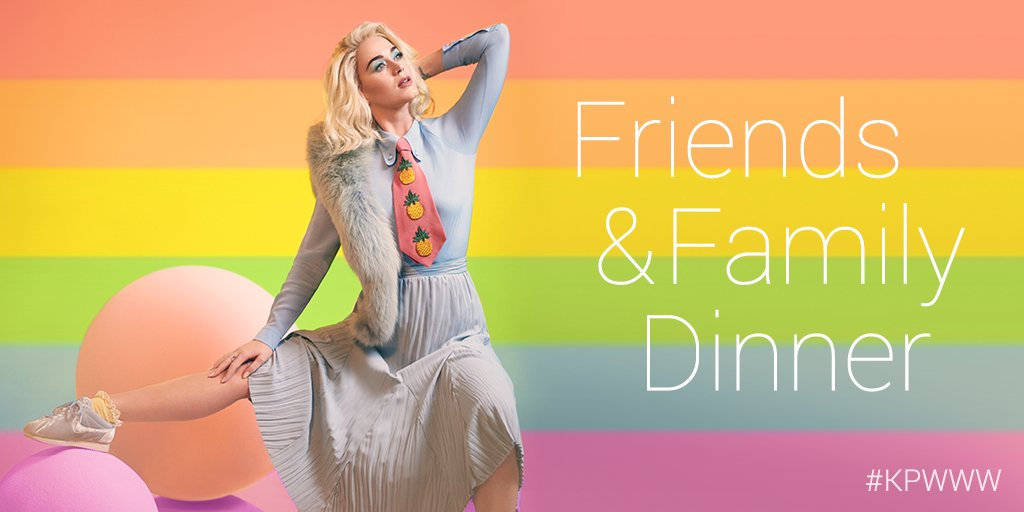 The gang's all here! Head over to the #KPWWW livestream for some divine dining. 🌈❤️--> https://t.co/ae2ENVT8FE https://t.co/jpcXeBFmHG