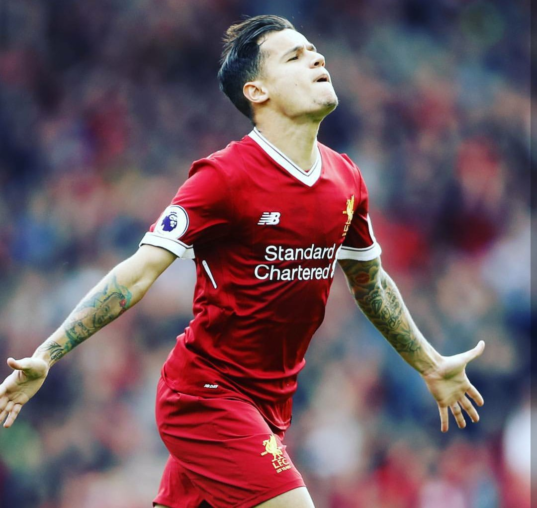 Happy Birthday to my hero my mate Philippe Coutinho.