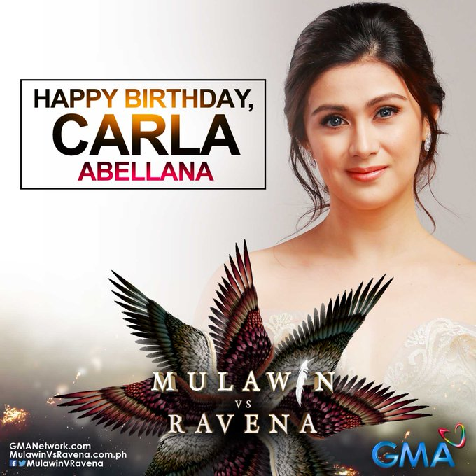 DB: Happy birthday, Carla Abellana! Let\s celebrate her special day, mga Kapuso!  KapusoUpdate