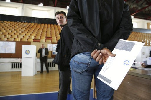Exit poll: Ex-rebel coalition wins Kosovo's general election