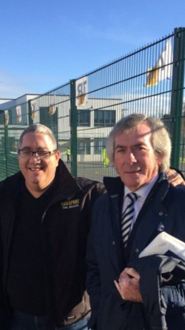 Happy 72nd Birthday to Pat Jennings, have a great day my friend