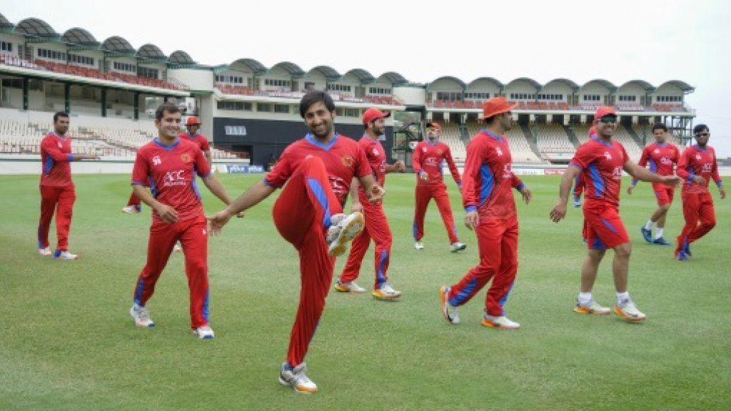 Afghanistan win toss and bat against West Indies