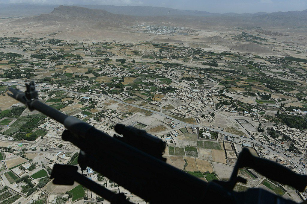 Gunmen kill 3 in attack on mosque in Afghanistan