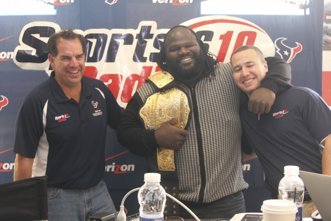Happy Birthday to Mark Henry    About:
