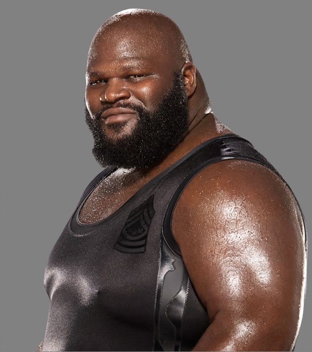 Happy Birthday Mark Henry