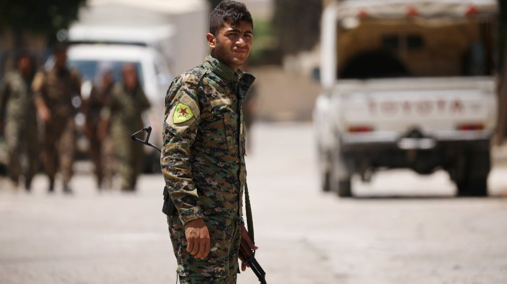 Syria's US-backed Syrian Democratic Forces (SDF) capture parts of ISIL-held Raqqa