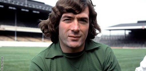 This cool bastard is 72 today, Happy Birthday Pat Jennings