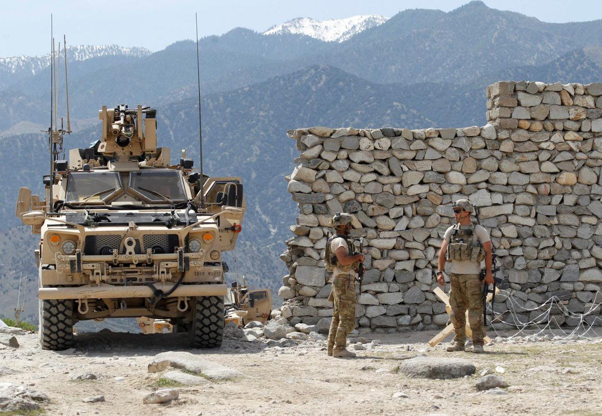U.S. forces in Afghanistan have been accused of shooting two children following an attack