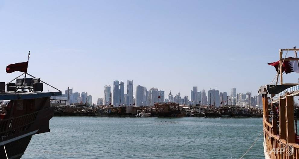 Qatar launches new shipping routes to Oman amid food shortage fears