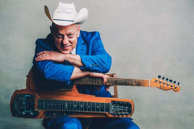 Happy 65th Birthday, Junior Brown ( Today\s Topic: songs featuring steel guitar