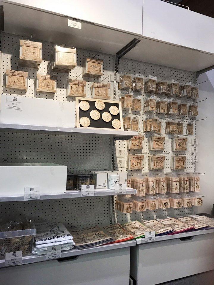 『モンハンダブルクロス × 戦国鳥獣戯画 期間限定コラボショップ』がアミュプラザ博多2階のTOY BOX by HMMに