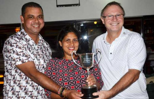 Golf: Husband and wife defy odds to win the 2017 Moyne Trophy in Nyali